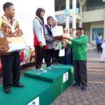 Sri Novita Dewi Raih Medali Emas Th.2020